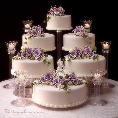 Best 25  6 tier wedding cakes ideas on Pinterest   Tiered