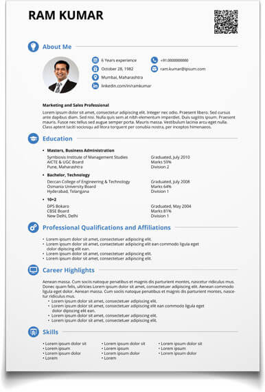 20 Resume Templates Download Create Your Resume In 5 Minutes Popular Resume