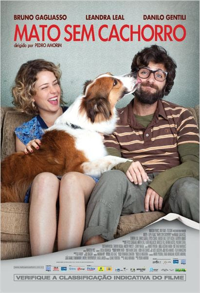 Mato Sem Cachorro : Poster
