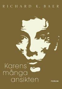 Bokomslag Karens många ansikten (inbunden)