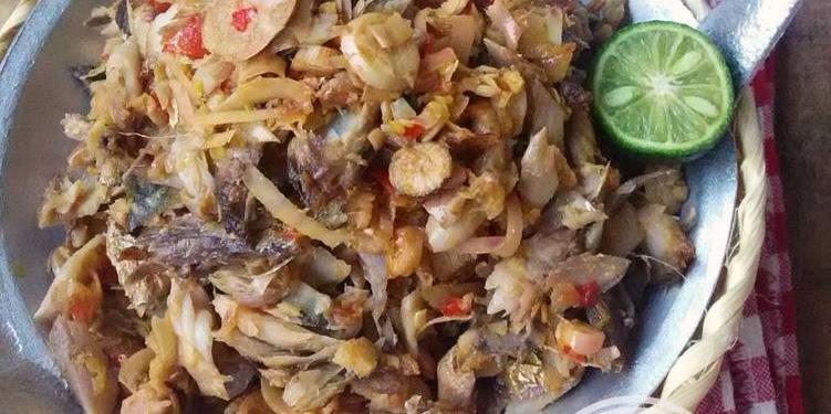 Resep Kembung Suwir Sambal Honje Oleh Mbaiyya