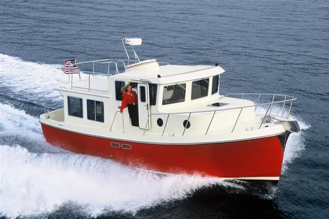 American Tugs 365: Cruising, Pocket Trawler Style - boats.com
