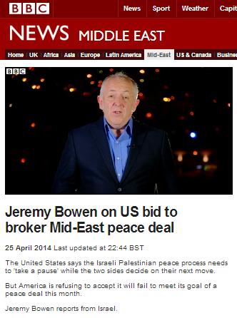 Bowen News at 10 interview