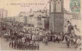 Postal de Casablanca (Marruecos) durante el protectorado francés. Ampliar imagen