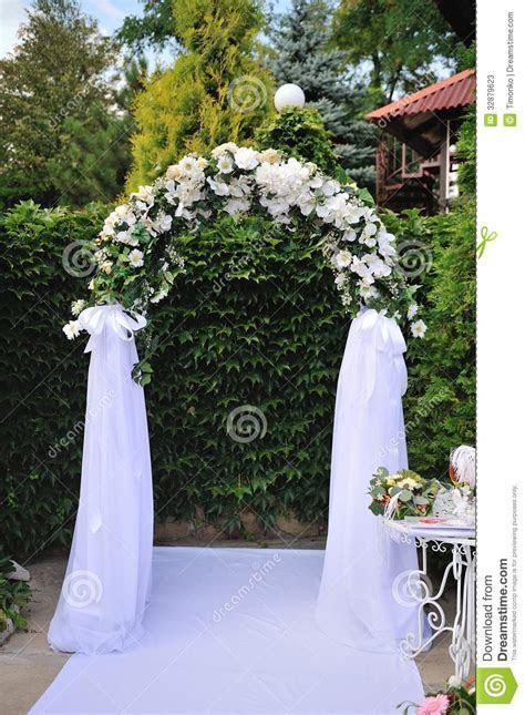 Wedding Arch Stock Photos   Image: 32879623