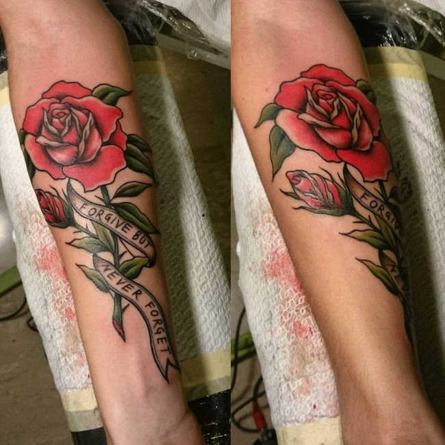 80 Stylish Roses Tattoo Designs Meanings Best Ideas Of 2018