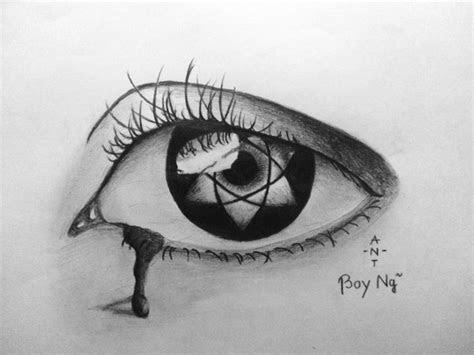 mangekyu sharingan naruto pinterest drawings