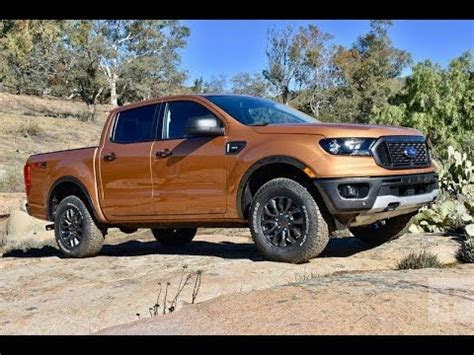 ford ranger midsize pickup truck price