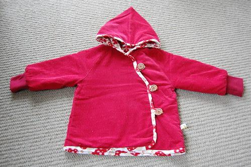 Red Sparrow Coat
