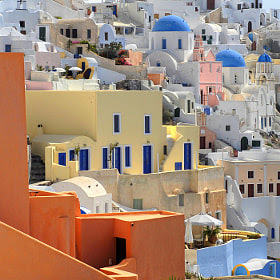 SANTORINI by Tomas Morkes (Morkes) on 500px.com