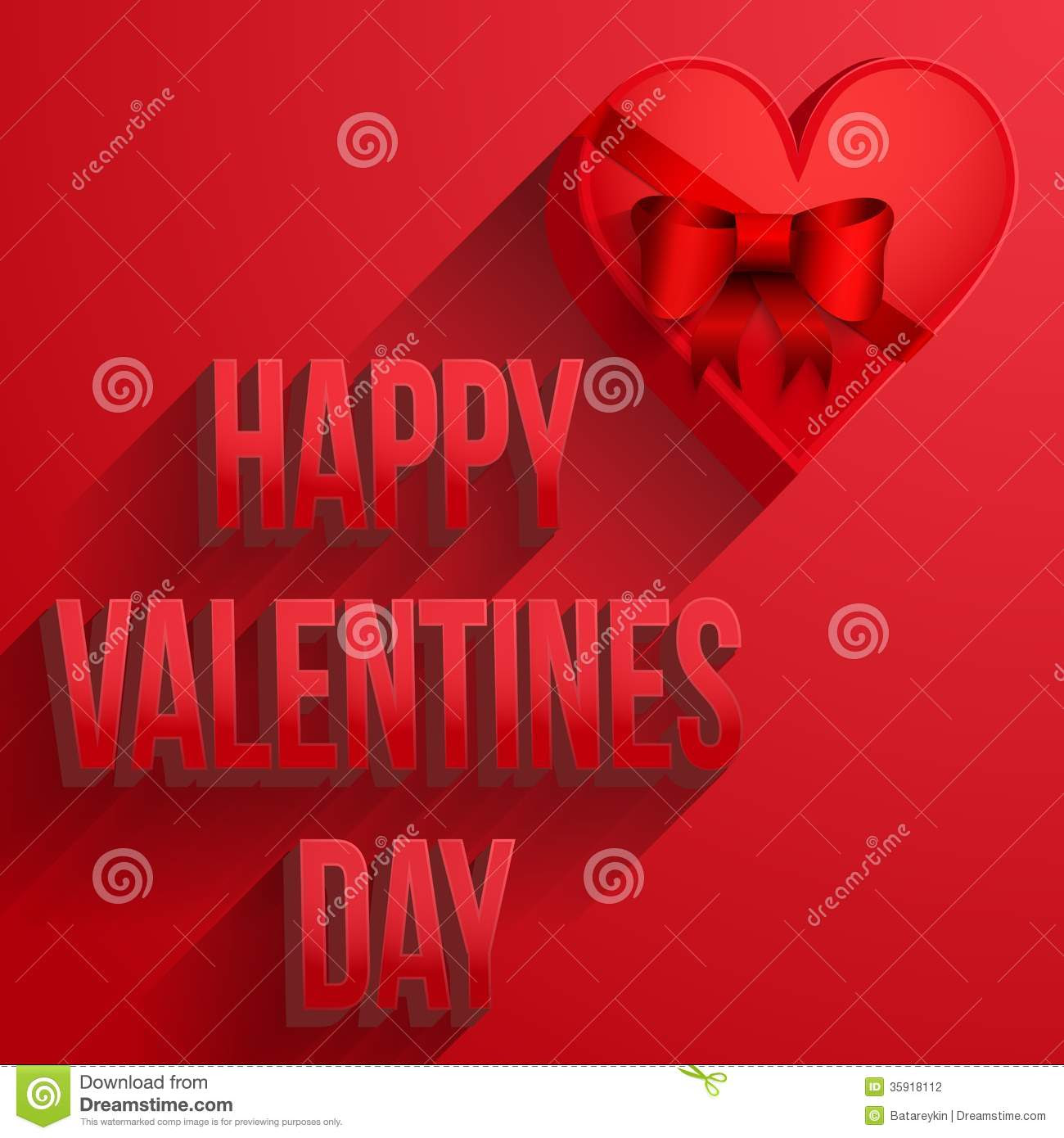 Background Heart Happy Valentines Day Card Stock Photography ...