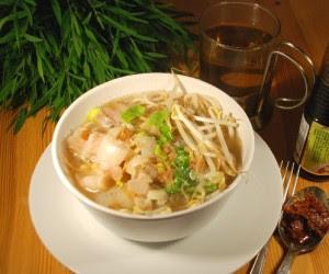 mie kocok bandung, resep mie kocok, resep makanan, resep masakan indonesia, menu masakan, masakan indonesia, kuliner bandung