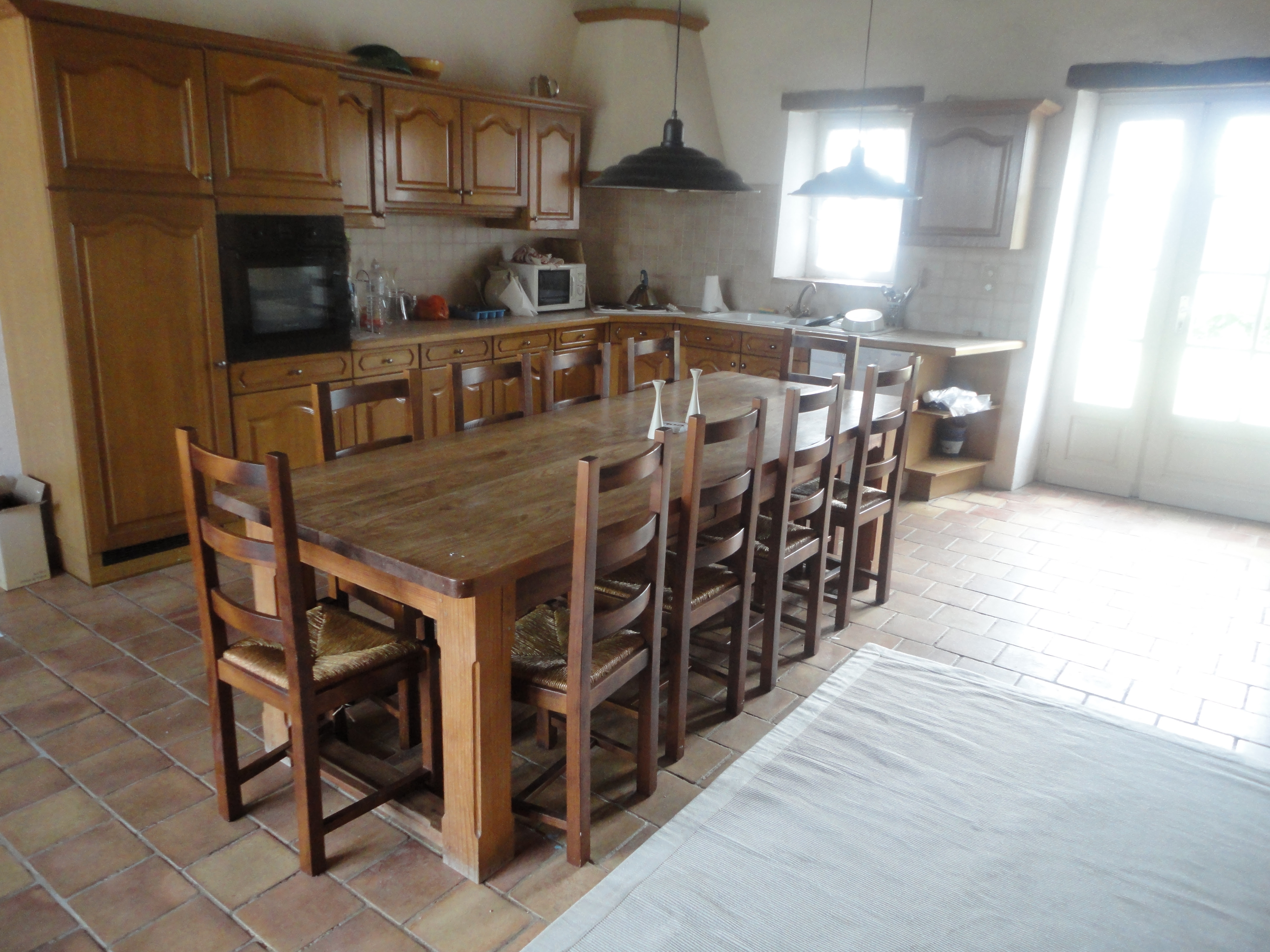 Dining Room Tables For 12 Front Design