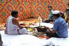 Mahashivratri Puja 2012 by firoze shakir photographerno1