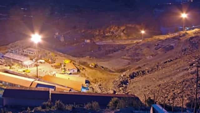 NTPC's Tapovan Vishnugad project before it was destroyed by flash floods. Image courtesy NTPC