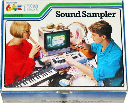 Caja Sound Sampler