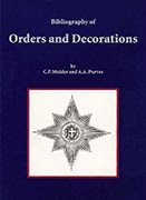 Bibliography of Orders and Decorations