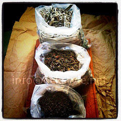 Aromatic Herbs (dried)