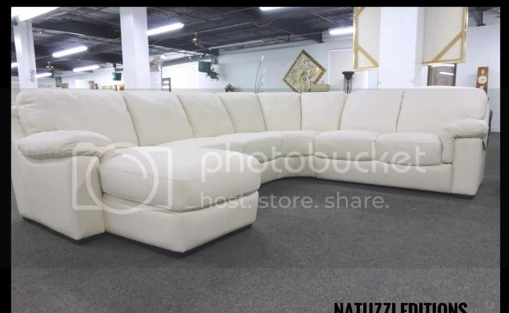 natuzzi leather sofas sectionals by interior concepts furniture natuzzi white leather. Black Bedroom Furniture Sets. Home Design Ideas