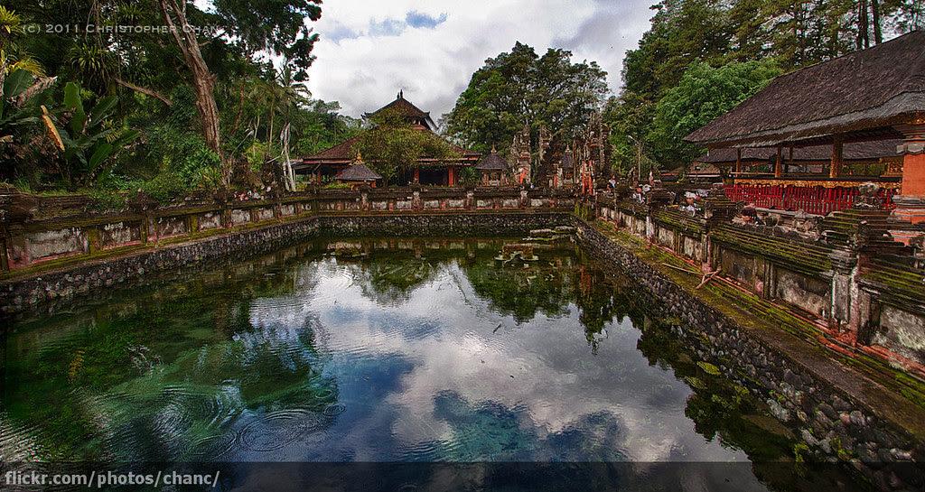 Tirtha Empul Temple, Bali