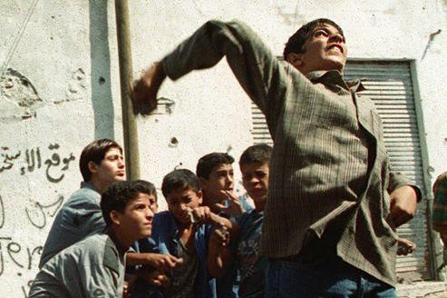 Selon l'Unicef, les mineurs palestiniens âgés d'au moins 14 ans peuvent se voir condamner jusqu'à dix ans pour des jets de pierre.