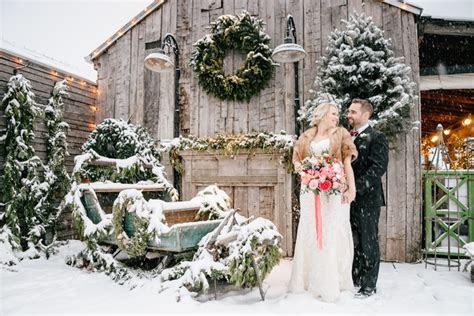 christmas wedding  terrain  styers couldnt