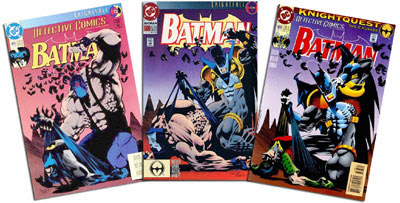 Detective #664/Batman #500/Detective #668