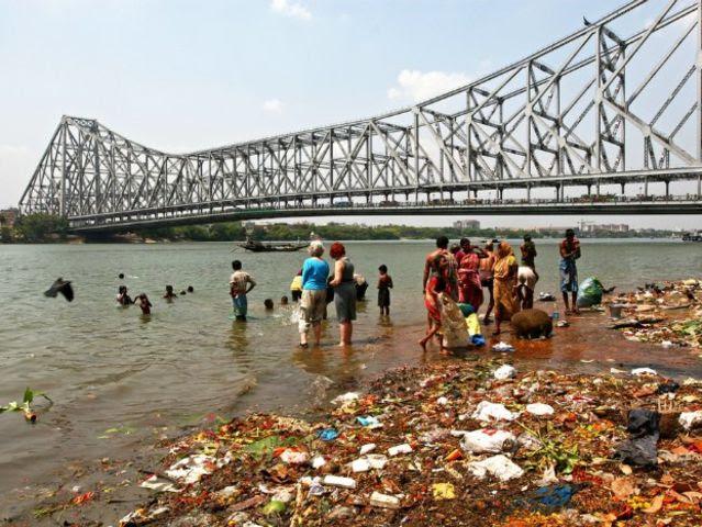 GHowrah Bridge Kolkata