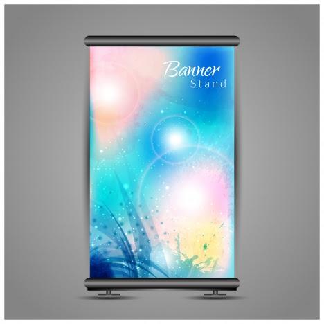 Unduh 1060+ Background Banner Roll HD Gratis