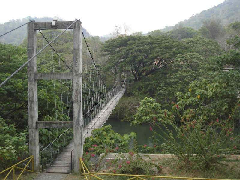 Most Dangerous Bridges In The World: Rope Hanging Bridges.