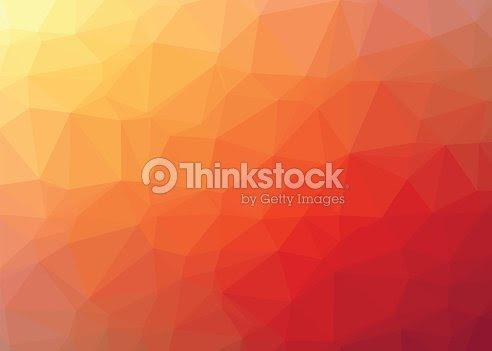 Beautiful Sfondo Sfumato Arancione Sfondo