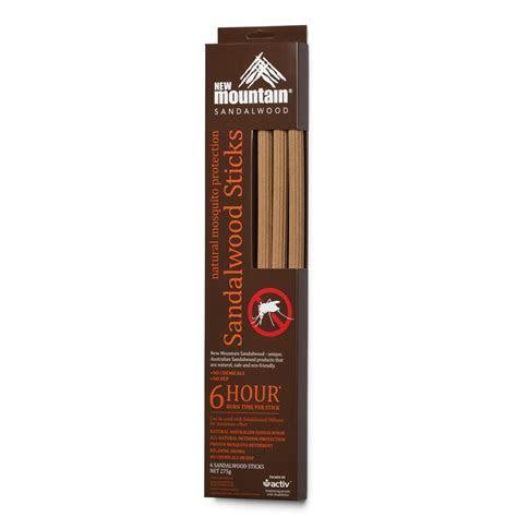 Sandalwood Sticks   6 Hour   New Mountain   BUY ONLINE