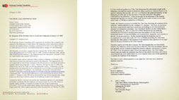 EFF's first letter