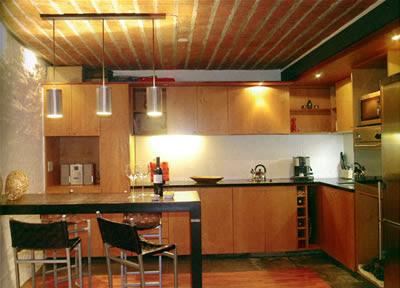 En la cocina 6