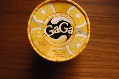 gaga? oh yes.