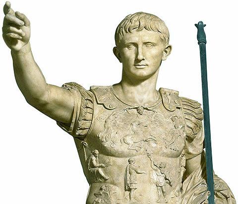 Resultado de imagem para octávio césar augusto