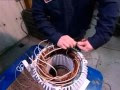Motor Rewinding Process