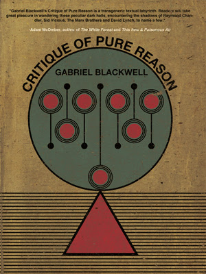 Image result for Gabriel Blackwell, Critique of Pure Reason,