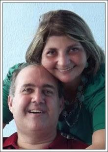 Claudia Maria da Rocha e o marido Thiago, ambos presos pela Seic