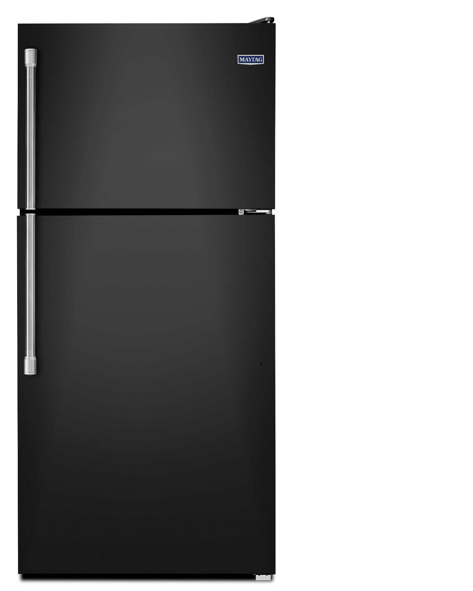 UPC Maytag Refrigerator 18 2 cu ft Top Freezer