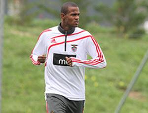 airton benfica treino (Foto: Divulgação Site Oficial do Benfica)