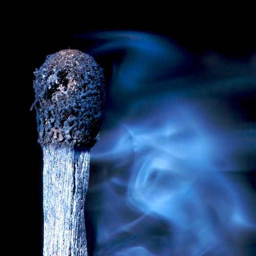 Blue Smoke por lindes