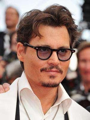 O atorrepetirá o papel como Chapeleiro Maluco Foto: Getty Images
