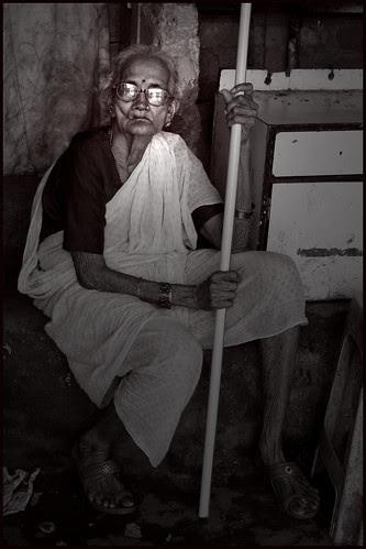Lathi Ka Sahara Jab Ata Hai Budapa Hamara by firoze shakir photographerno1