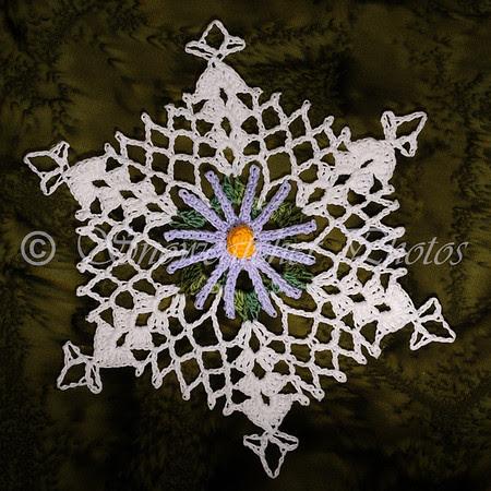 Chamomile Snowflake