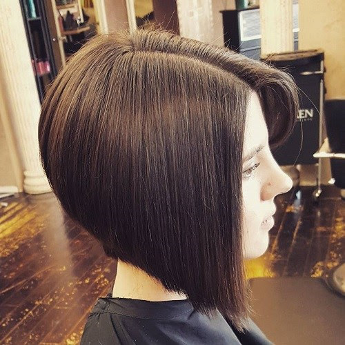 Stylish Hairstyle For Short Hair Girl