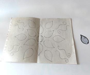 جدولة الرسم على الورق