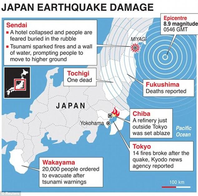 tcyhhd.blogspot.com: Japan earthquake and tsunami: Fears ...