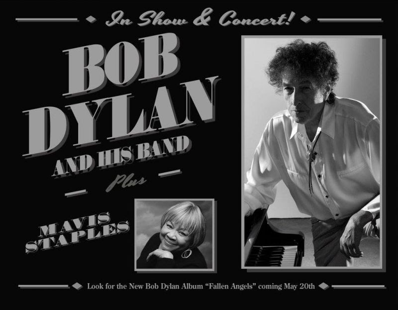 ... Dylan's new album, Fallen Angels | All Dylan – A Bob Dylan blog