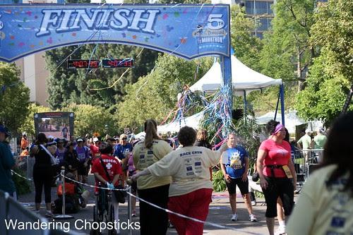 Lil' Sis Ran the Disneyland Half Marathon 8